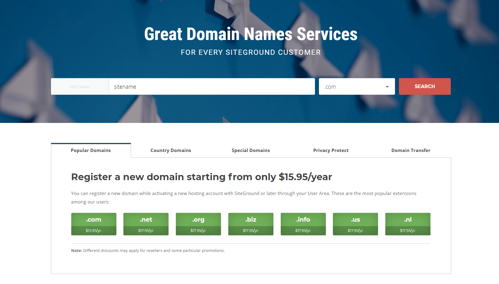 A domain checker tool.