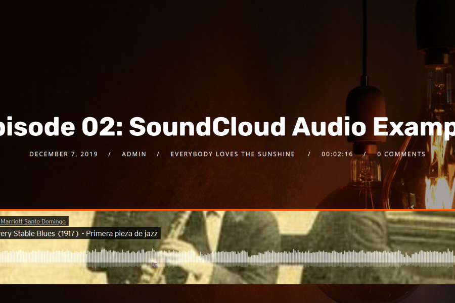 audio embed
