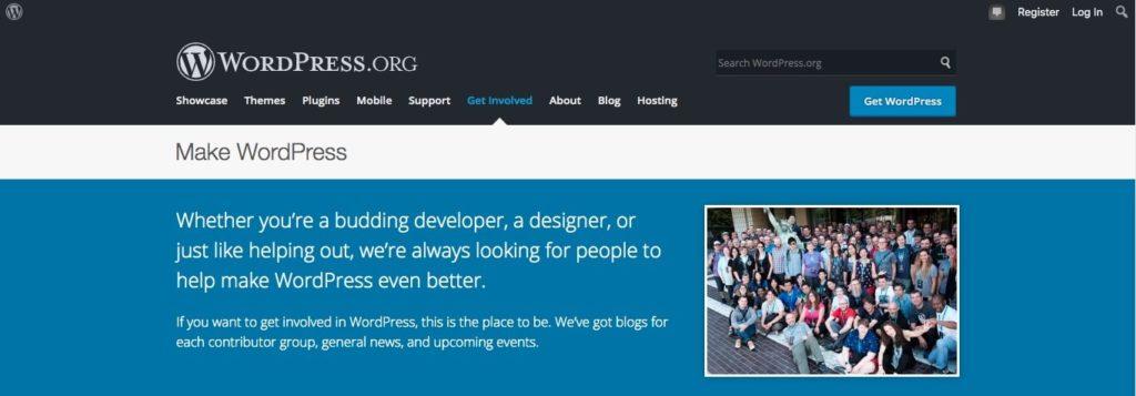 WordPress developer resources.