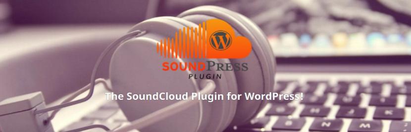 The SoundPress WordPress plugin.