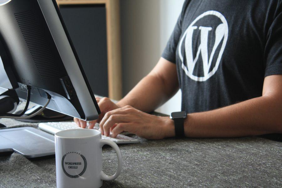 wordpress website podcasting